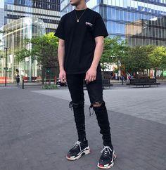 4 Prodigious Cool Tips: Urban Fashion Hipster Shirts korean urban fashion simple.Urban Fashion Grunge All Black urban fashion design fall Fashion Accessories Shoes. Korean Fashion Men, Black Women Fashion, Urban Fashion, Trendy Fashion, Fashion Kids, Trendy Style, Boho Fashion, Fashion Design, Womens Fashion