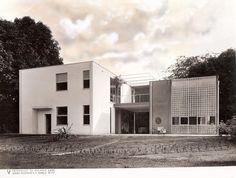 Casa sul lago per un artista 1933 - G. Terragni