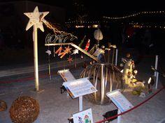 """""""Kometen für Haus und Garten"""" - Weihnachtsmarkt an der Karlskirche - November 2012"""
