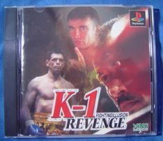 PS1 Japanese : Fighting Illusion - K1 - Revenge SLPS 00978 http://www.japanstuff.biz/ CLICK THE FOLLOWING LINK TO BUY IT ( IF STILL AVAILABLE ) http://www.delcampe.net/page/item/id,0377947692,language,E.html