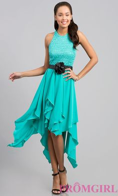 Long Homecoming Dress Style: DI-DH1005 Front Image