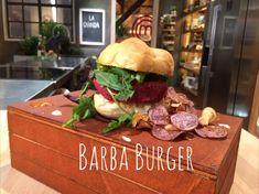 La tendenza del 2016 sarà la quinoa. Ecco allora il burger che abbiamo dato in pasto a Chewbecca e presentato a MasterChef Magazine!