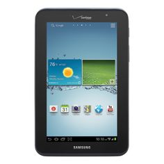 Apps - Verizon Tabs SCH-I705 | Samsung Galaxy Tab