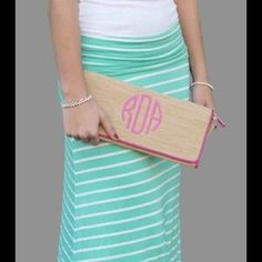 I just discovered this while shopping on Poshmark: Cute Clutch!. Check it out!  Size: OS