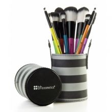 Makeup Brushes: Stippling, Kabuki, Liner & Powder by BH Cosmetics! Pop Art Collection
