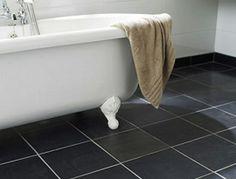 Rustic Slate Black Wall & Floor Tiles | Topps Tiles