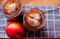 Mason Jar Pumpkin Bread