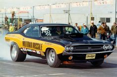 History - O/T 71 Mopar Missile Charger Super Bee ? Rat Rods, Mopar, Nhra Pro Stock, Nhra Drag Racing, Drag Bike, Pony Car, Vintage Race Car, Drag Cars, Car Humor