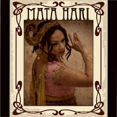 """Caberet (2014) """"I'll know how to die."""" As Dutch spy and femme fatale, Mata Hari, is awaiting death by firing squad, she reflects on her life. Based on verbatim letters and interviews, this illumination of a legendary woman is interspersed with songs and dance by South African. """"This is one of those little Edinburgh Fringe gems… Upstairs is joyful, sulky, sexy and seductive as Mata Hari - See more at: http://boxoffice.brightonfringe.org/theatre/5702/mata-hari#sthash.SXRWD7w3.dpuf"""