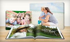 Groupon - Customizable Photo Books, Canvas Prints, Collage Posters and Enlargements from Picaboo (Up to 76% Off). Groupon deal price: $17.00