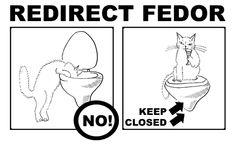 Не дай коту напиться из унитаза - simply miu