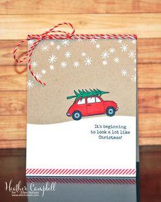 A Lot Like Christmas Card by @parkermolly. #EssentialsbyEllen #ellenhutsonllc