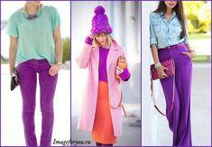 Ультрафиолет — главный цвет 2018 года. | Образ стильной мамы
