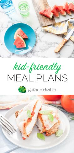 "Does figuring out what to eat stress you out? Gatheredtable can help! Receive a ""just-for-you"" meal plan and grocery list every week, then you can make edits or even add your own recipes to create a delicious, doable meal plan that's perfect for your family. Our recipes are easy, wholesome, and kid-friendly. Get your first plan free today!"