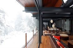 House Techos by Mathias Klotz
