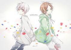 Mafumafu and Amatsuki