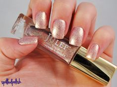 Julep Love Gold Nail Polish, Nail Polish Collection, I Got This, My Nails, Swatch, Nail Art, Top Coat, My Favorite Things, Collections