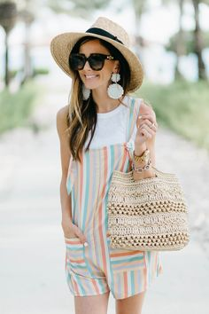 8cc6919357b What s Been On My Heart Lately + Cutest Striped Romper For Summer