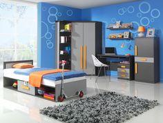 Dětský pokoj PLAY - Sconto Nábytek Bunk Beds, Toddler Bed, Play, Furniture, Home Decor, Kids Rooms, Child Room, Children, Young Adults