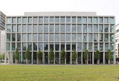 David Chipperfield - Novartis Campus