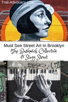 A Day in the Life: Street Art (Bushwick Collective), Breweries & a Michelin Star Restaurant in Brooklyn - Trail Advocacy Historical Architecture, Art And Architecture, New York Travel Guide, Travel Tips, Travel Destinations, Best Vacation Spots, Best Street Art, Michelin Star, Instagram Worthy
