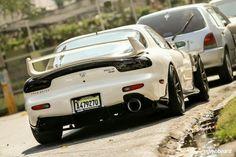 Mazda RX7 :)