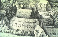 The Globe theater burned to the ground on June 29, 1613, set fire by a cannon shot during a performance of Shakespeare's Henry VIII.