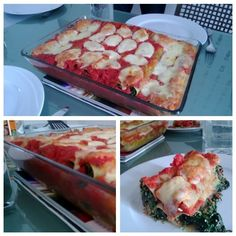Spinach Canelloni - Martin E. Italian Recipes, Mashed Potatoes, Spinach, Ethnic Recipes, Food, Cooking, Whipped Potatoes, Smash Potatoes, Essen