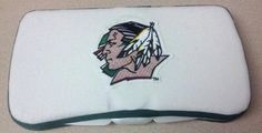 Fighting Sioux baby wipe case