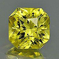 "Grandite Mali Garnet - ""Supernova"" Cut"