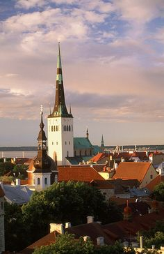 Tallinn, Estonia #COLOURFULESTONIA #VISITESTONIA