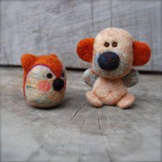 friends. Fox and Hound by asherjasper, via Flickr
