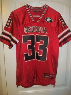 Georgia Bulldogs  33 Football jersey - Colosseum Youth Large   ColosseumAthletics  GeorgiaBulldogs Ncaa College 15a8c5e97