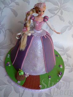 Rapunzel 'cake'