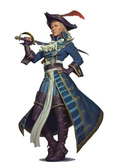 Female Character Design, Character Design Inspiration, Character Art, Character Concept, Concept Art, Dnd Characters, Fantasy Characters, Female Characters, Pirate Art