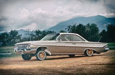 1961 Chevrolet Impala - Precious Metals - Lowrider - James DeHerrera's 1961 Chevrolet Impala is rolling proof of the quality of talent and experience the 22-year-old brings with him to the Lowrider game.