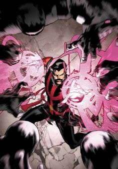 67 of the most powerful Marvel characters - Dr. Strange