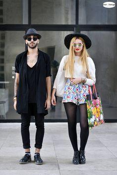Selim et Elisa / Palais de Tokyo / Paris
