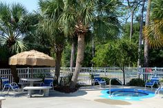 Navarre Beach Campground - Hot Tub by RV Expedition, via Flickr