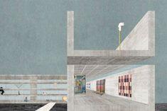 """""""L'architecture peut exister dans toute sa brutalité"""" - ARCHIDUC - Magazine d'Architecture (Luxembourg)"""