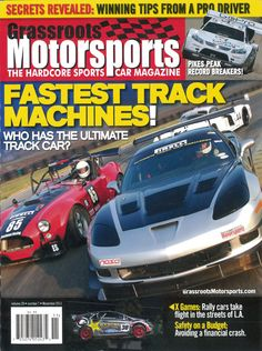 Grassroots Motorsports Magazine : Magazines | Drive Away 2Day  http://blog.driveaway2day.com/2012/11/grassroots-motorsports-magazine.html