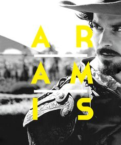 Aramis | The Musketeers - BBC 2014