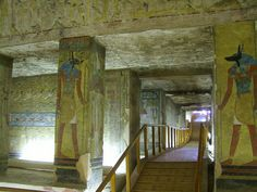 Tomb, Valley of the Kings, Egypt
