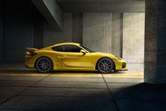 Puur genieten: fotogalerie Porsche Cayman GT4