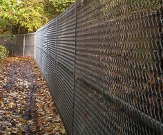 Gramm Barriers Fast Guard Security Mesh Fencing system provides excellent protection against climbing and cut-through and also a robust demarcation to deter against unwanted intrusion and vandalism. Expanded Metal Mesh, Mesh Fencing, Wire Fence, Greenery, Security Fencing, Garden, Pictures, Rabbits, Outdoor