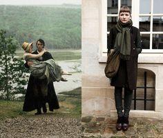 romanceandrevolution:  miss moss - drama on the streets Sense...