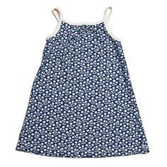 Pinwheel Dress - Berries Navy