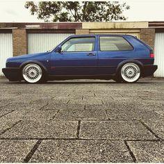 Volkswagen Golf Mk2 #