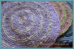 Let It Shine: Make Your Own Rag Rug This Weekend