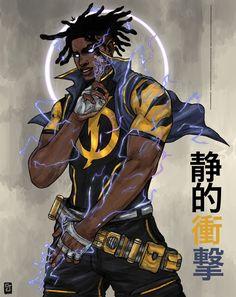 Dope Cartoons, Dope Cartoon Art, Fantasy Character Design, Character Design Inspiration, Comic Books Art, Comic Art, Black Cartoon Characters, Black Comics, Arte Dc Comics
